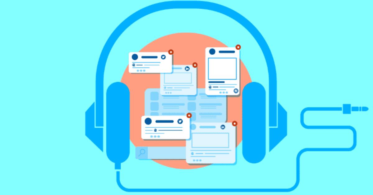 Social Listening l Social Listening l Radarr