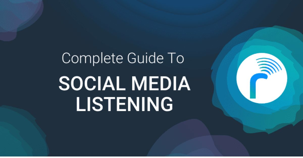 complete guide to social listening by Radarr